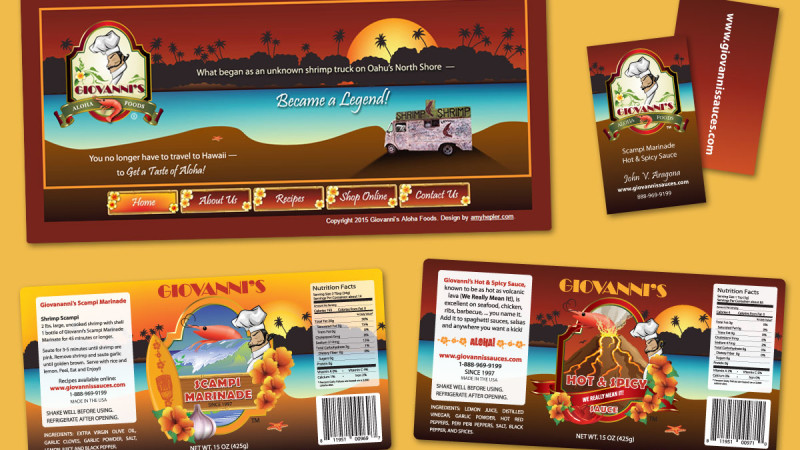 Giovanni's Aloha Foods