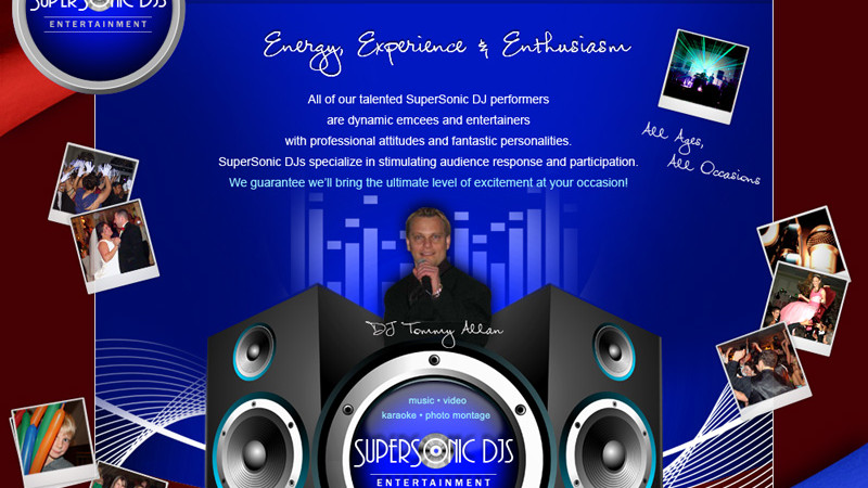 Supersonic Entertainment