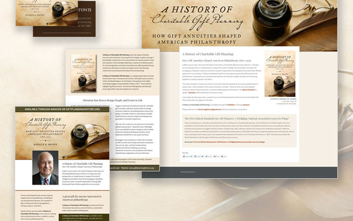 Gift Planning History