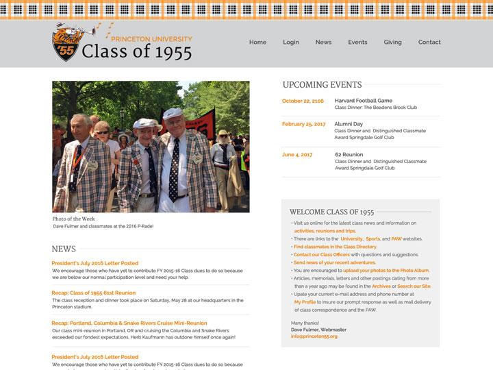 Princeton University Class of 1955